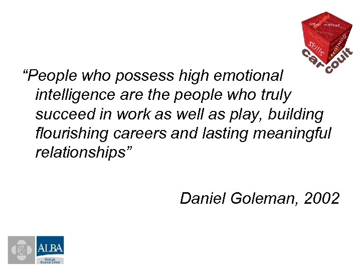 The Importance of Emotional Intelligence in Career Guidance