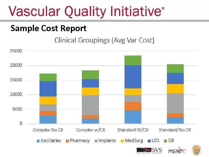Sample Cost Report