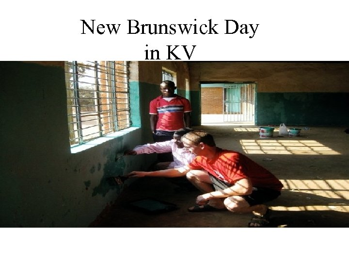 New Brunswick Day in KV