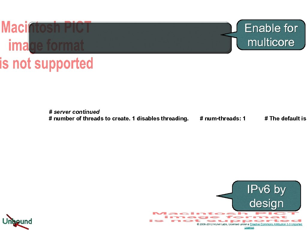 Enable for multicore # server continued # number of threads to create. 1 disables
