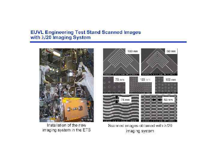 euvl Extreme ultraviolet lithography (euvl) is an advanced, highly precise lithography technique that allows for the manufacturing of microchips with features small enough to support 10 ghz clock speeds.
