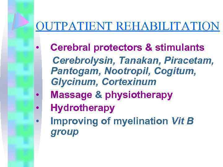 cerebrolysin hipertónia