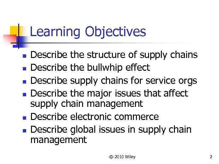 effects of globalization on supply chain management Many firms have responded to the globalization of business by developing international supply chains1 in which the various value-adding activities comprising a finished product are dispersed geographically in a number of countries2 at the same time, many businesses have tried to understand and implement lean production systems, pioneeered by.