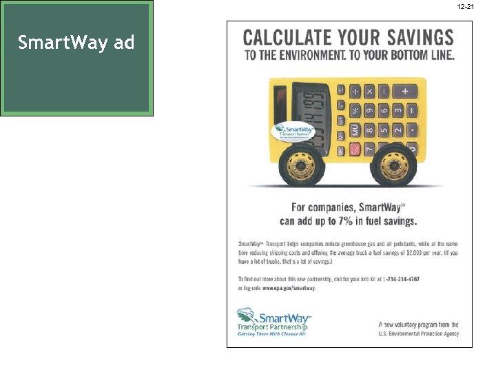 12 -21 Smart. Way ad