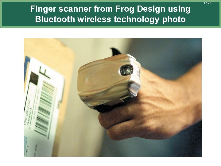 Finger scanner from Frog Design using Bluetooth wireless technology photo 12 -24
