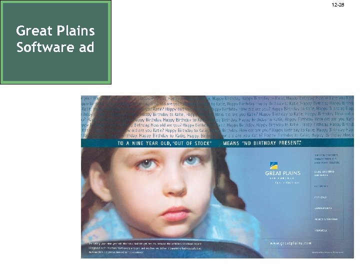 12 -28 Great Plains Software ad