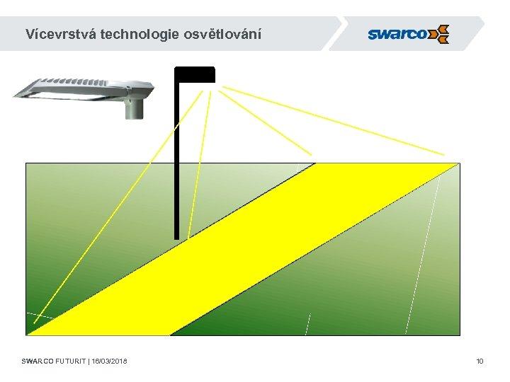 Vícevrstvá technologie osvětlování SWARCO FUTURIT | 16/03/2018 10