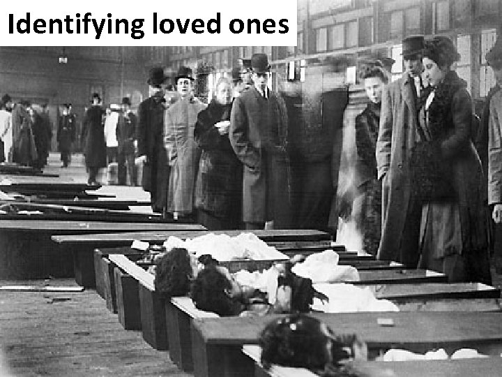 Identifying loved ones