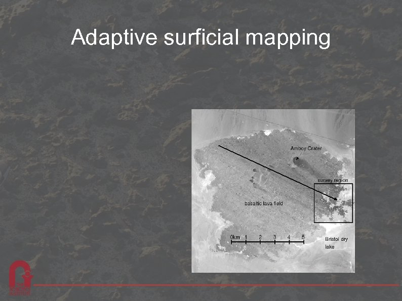 Adaptive surficial mapping
