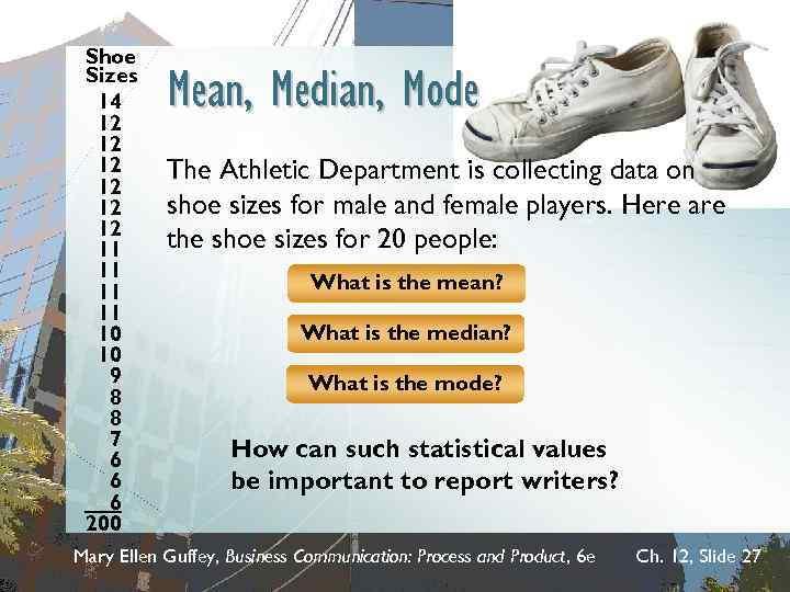 Shoe Sizes 14 12 12 12 11 11 10 10 9 8 8 7