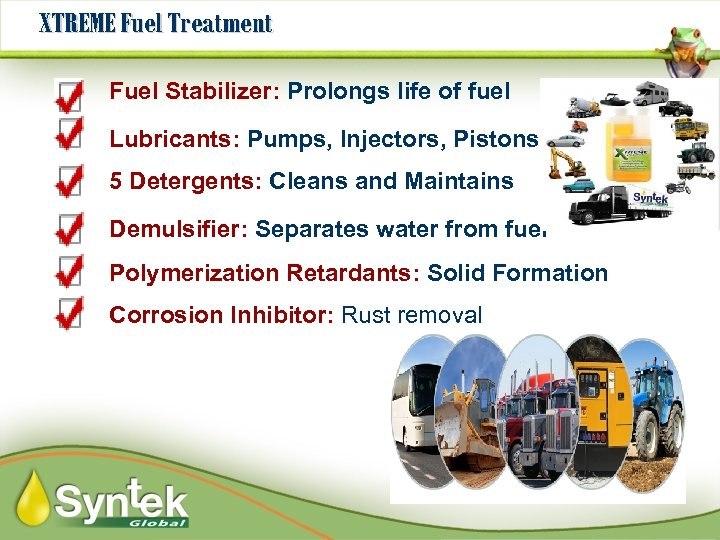 XTREME Fuel Treatment Fuel Stabilizer: Prolongs life of fuel Lubricants: Pumps, Injectors, Pistons 5