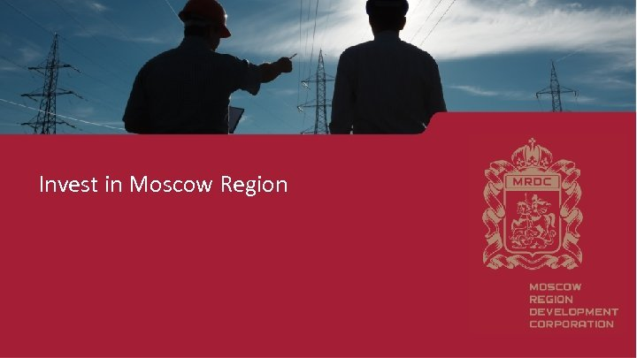 Invest in Moscow Region