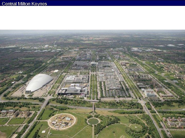 Central Milton Keynes IMAGE
