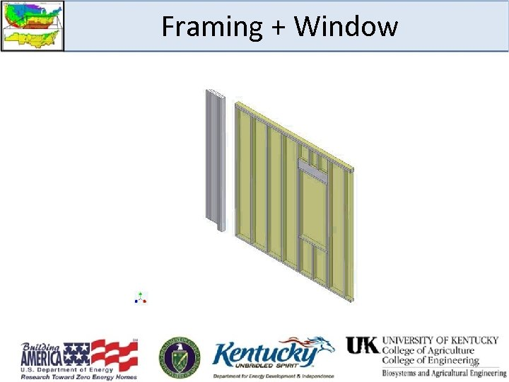 Framing + Window 45