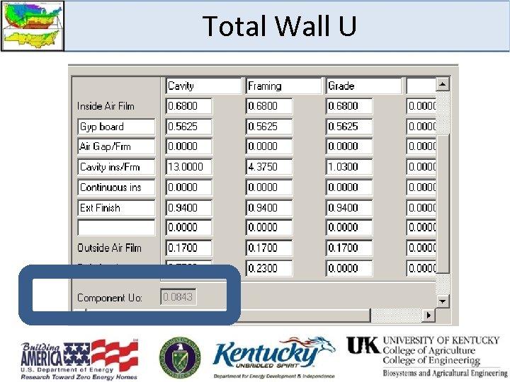 Total Wall U 69