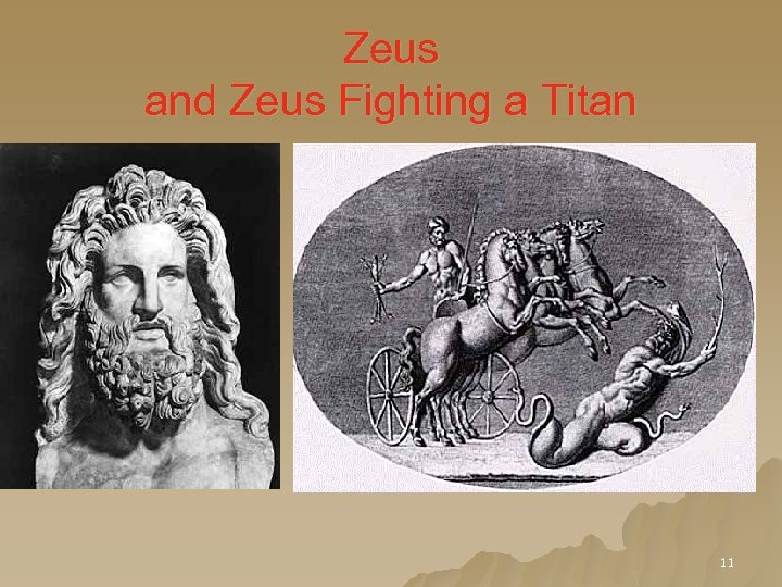 Zeus and Zeus Fighting a Titan 11
