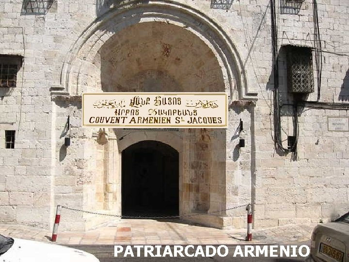 PATRIARCADO ARMENIO