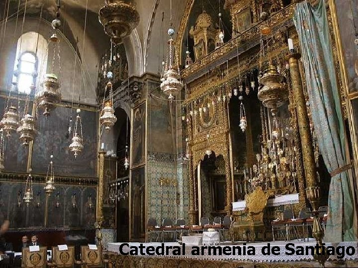 Catedral armenia de Santiago