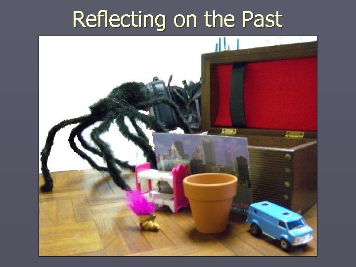 Reflecting on the Past