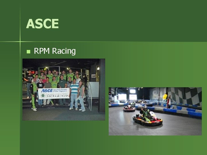 ASCE n RPM Racing