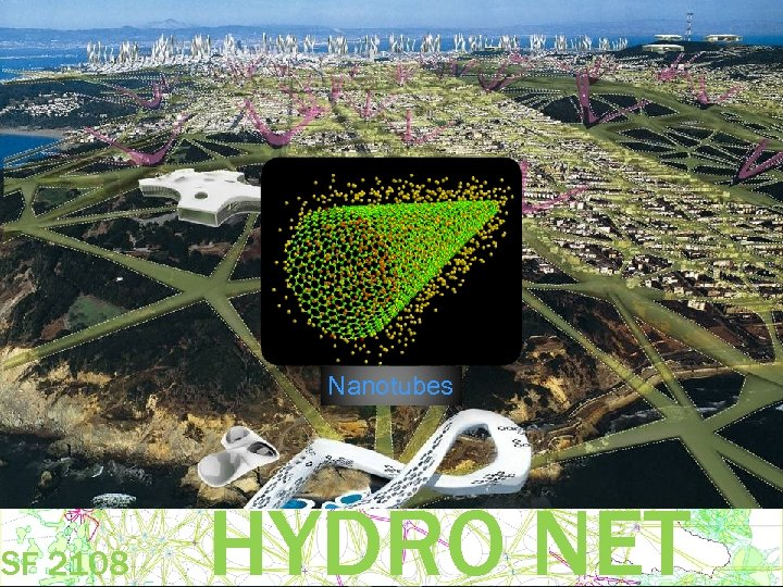 Nanotubes SF 2108 HYDRO NET