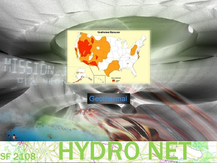 Geothermal SF 2108 HYDRO NET