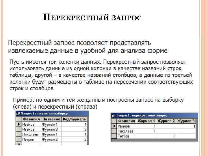 ПЕРЕКРЕСТНЫЙ ЗАПРОС 59