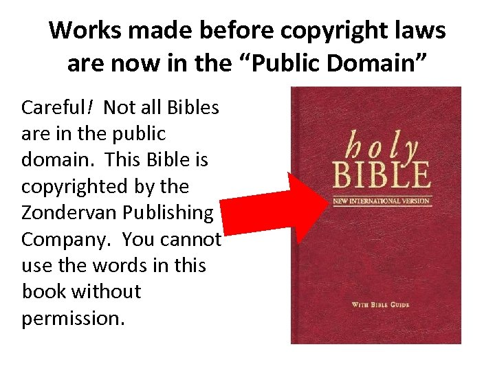 """Works made before copyright laws are now in the """"Public Domain"""" Careful! Not all"""