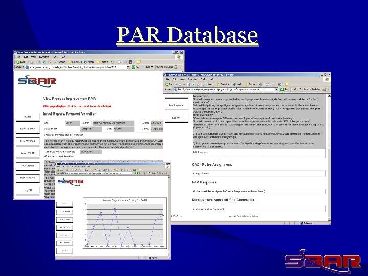 PAR Database