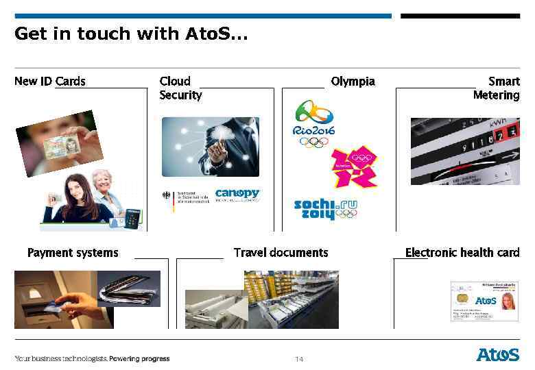 Get in touch with Ato. S… New ID Cards Payment systems Cloud Security Olympia