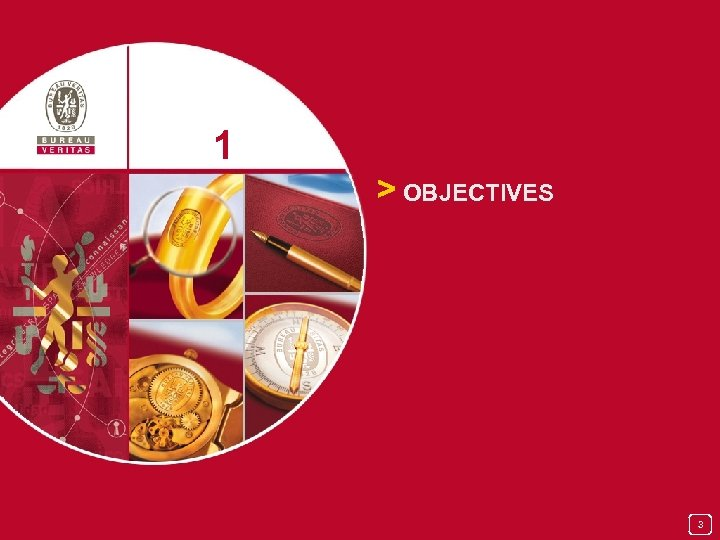 1 > OBJECTIVES 3