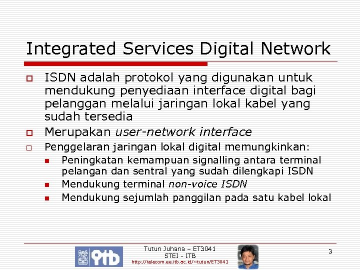 an introduction to the integrated services digital network Isdn extends this digital network to the consumer site some phone systems still do not provide support for isdn, but many do contact your local phone carrier for more information windows nt remote access service (ras) supports isdn functionality this article discusses the following topics.