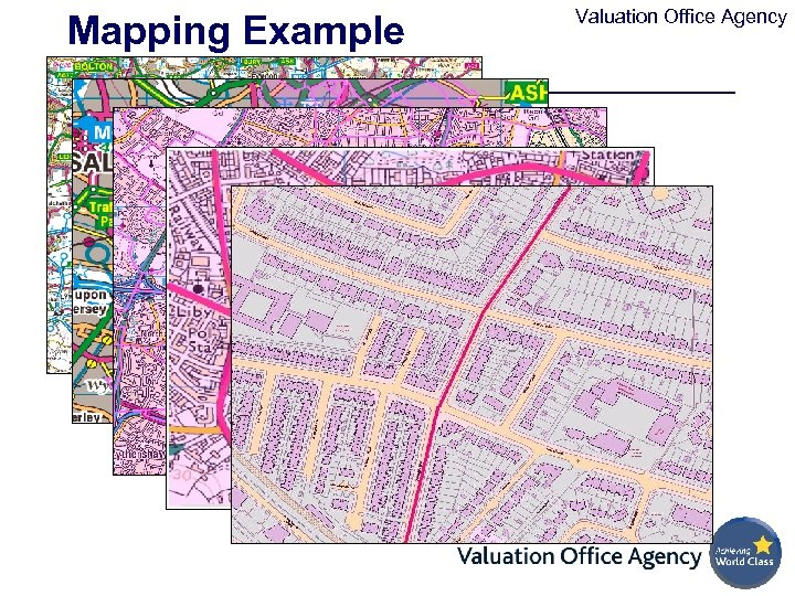Mapping Example Valuation Office Agency