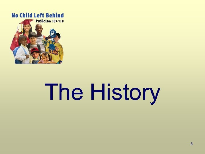 The History 3