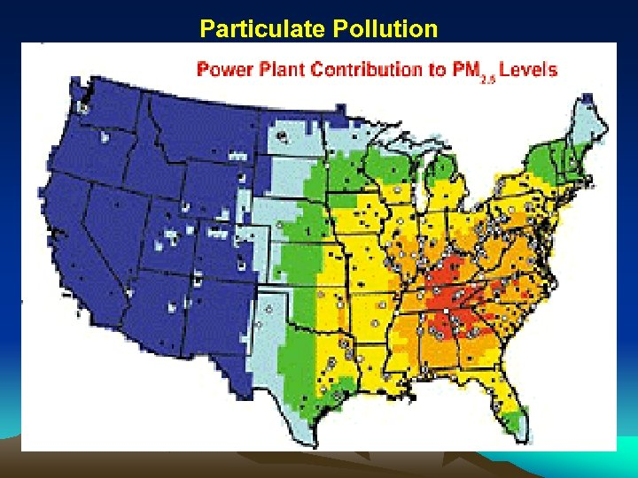 Particulate Pollution