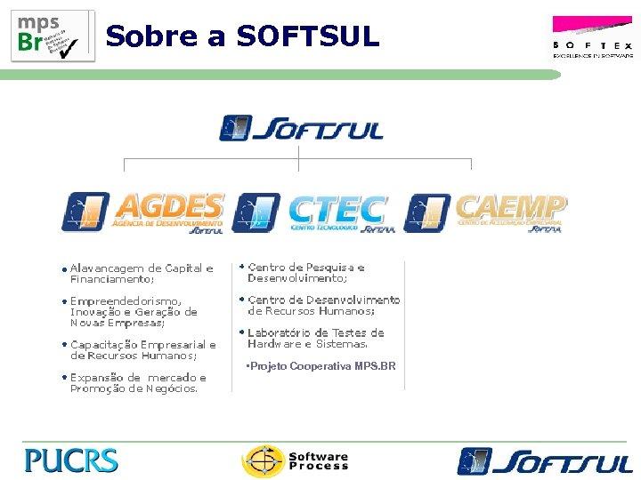 Sobre a SOFTSUL • Projeto Cooperativa MPS. BR