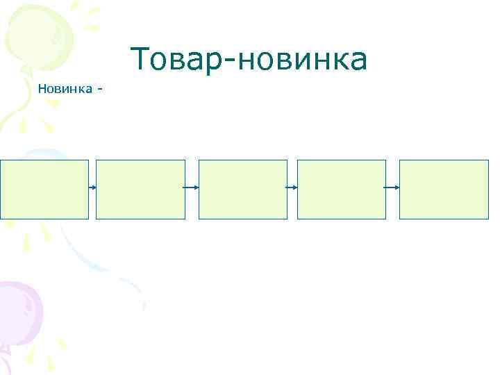 Товар-новинка Новинка -