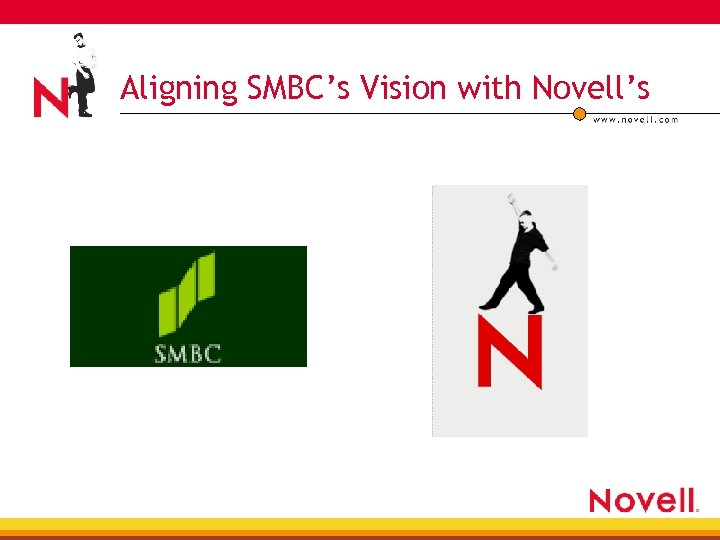 Aligning SMBC's Vision with Novell's