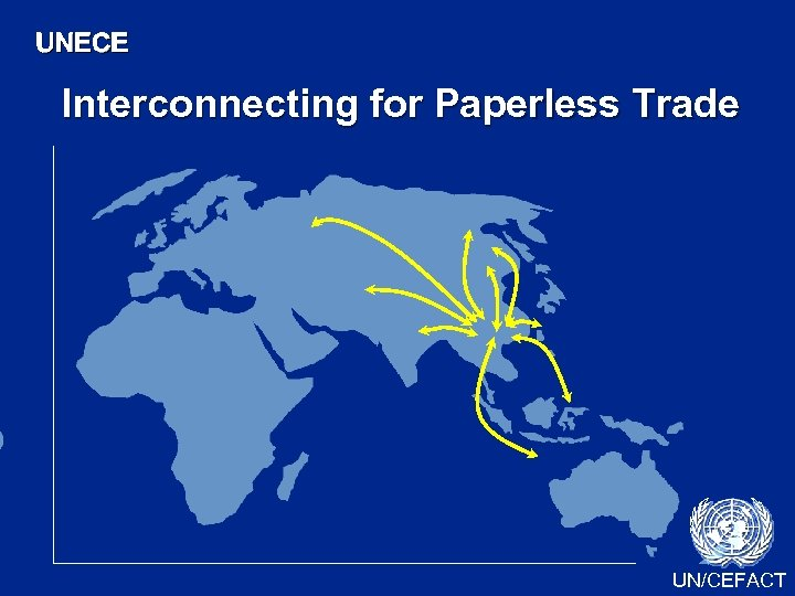 UNECE Interconnecting for Paperless Trade UN/CEFACT