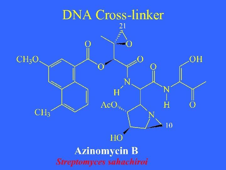 DNA Cross-linker