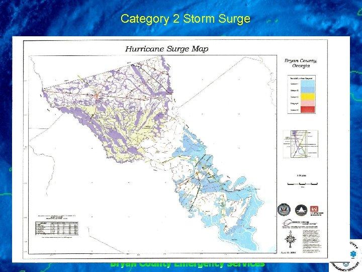 Category 2 Storm Surge