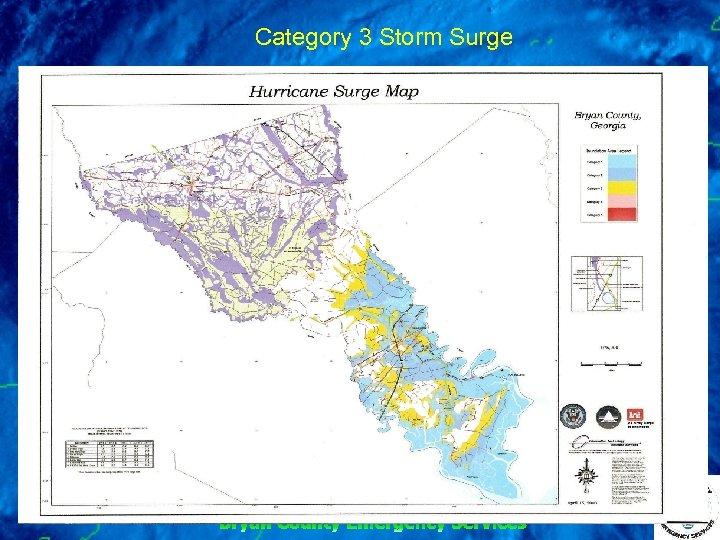 Category 3 Storm Surge