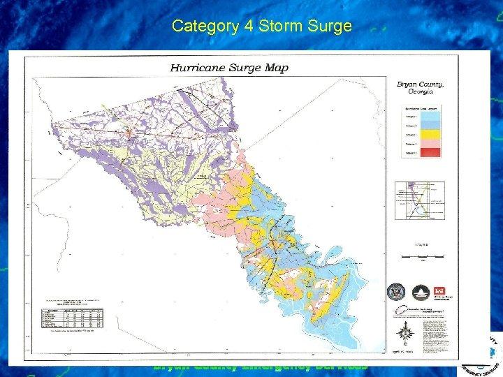 Category 4 Storm Surge