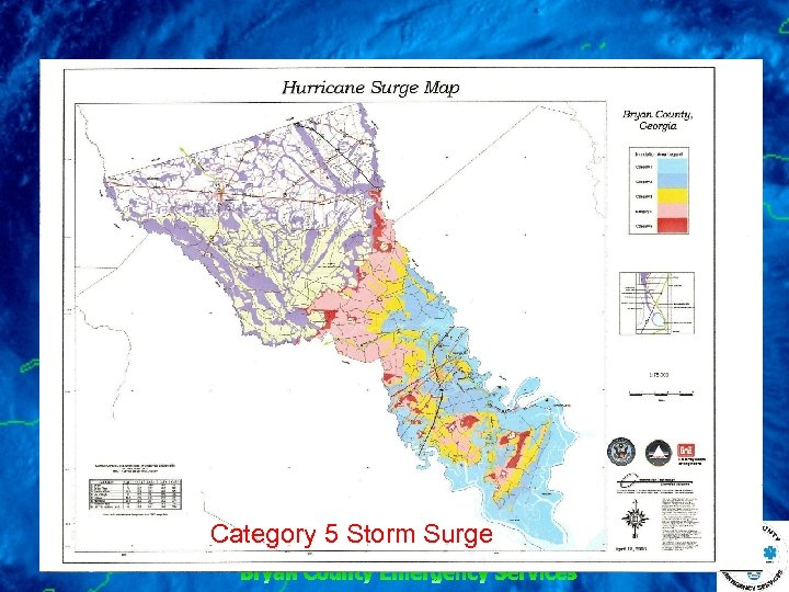 Category 5 Storm Surge