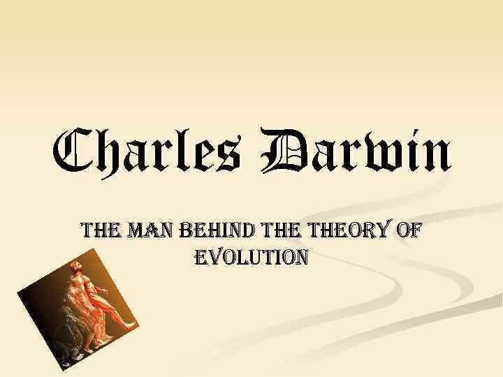 an introduction to charles darwin and the theory of evolution The evolution of charles darwin that he had conceived of the theory of evolution some eight substantially transformed by the introduction of.