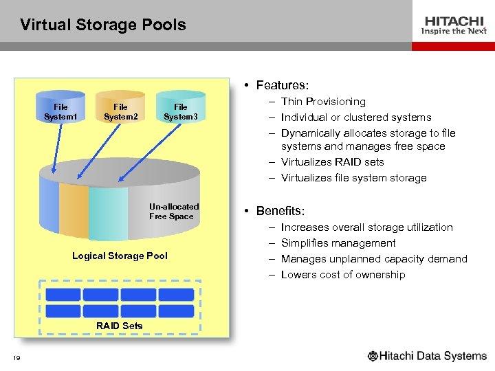 Hitachi NAS Platform powered by Blue Arc Technical