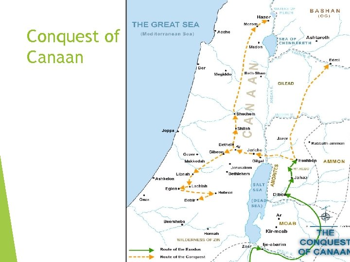 Conquest of Canaan 6
