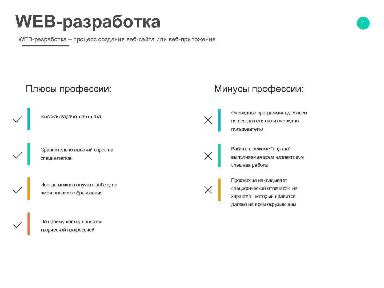 Плюсы и минусы при создании сайтов персональные программы для создания сайтов