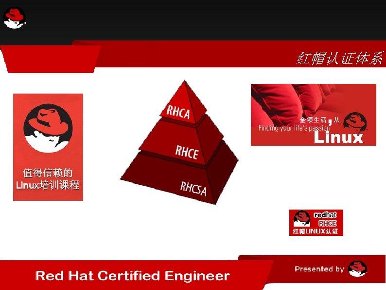红帽认证体系