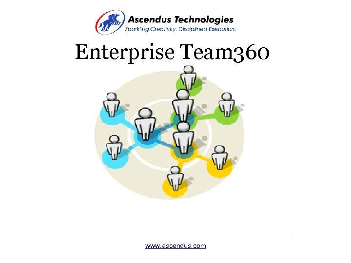 Enterprise Team 360 www. ascendus. com